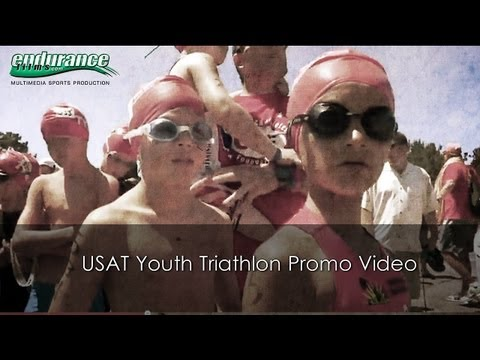 USA Youth Triathlon Promo Video for IABT / IABT Multi Sport Racing TRI Conference® / EXPO*Event Jul…