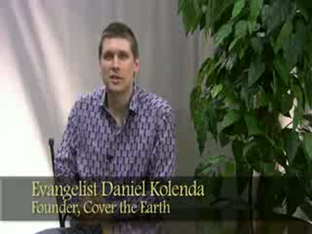 Daniel Kolenda endorses program to train Israeli missionaries and convert Jews