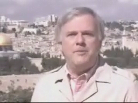 """Evangelical Peter Darg and """"Messianic"""" Zev Isaacs bring Jesus to Israelis"""