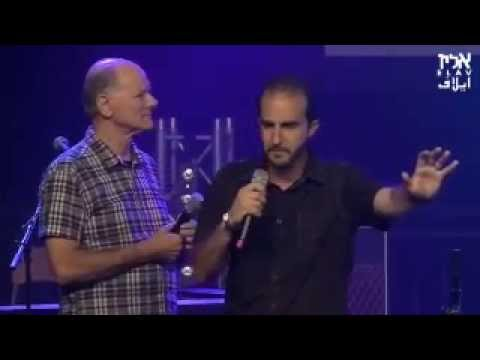 Missionary Fabian Grech calls for Israeli youth to give their lives totally to Christ (excerpt, Elav 2015)