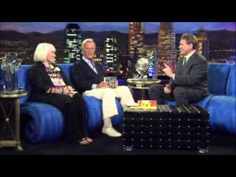 Pat Boone disgraces and exploits the memory of Rabbi Yitzchak Kaduri (excerpts Oct. 2014)
