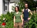 Trading Lawns for Veggie Gardens