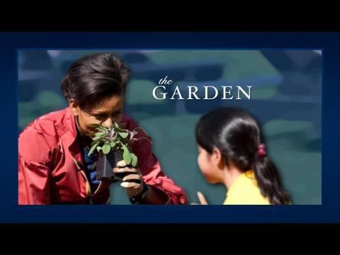 Inside the White House: The Garden