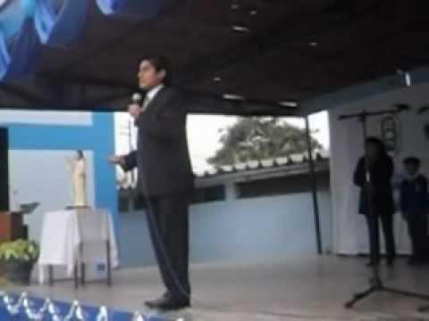 Jose Cruzado Gamboa - Participación Aniversario de Institucion Educativa