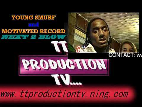 Interview Ohio Local Artist (YOUNG SMURF) On Next 2 Blow With MOTIVATED RECORD