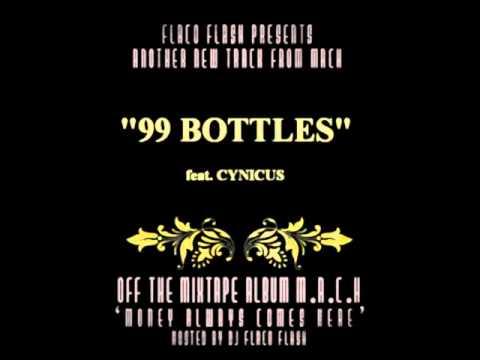 """""""99 BOTTLES"""" feat. CYNICUS.wmv"""