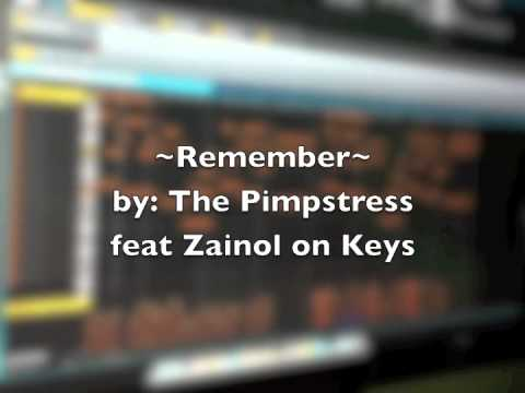 "THE PIMPSTRESS ~ ""REMEMBER"" New Instrumental 30th Oct 2011"