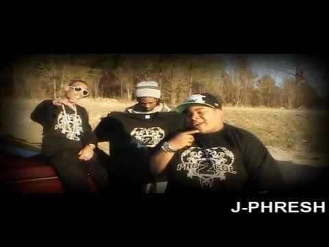 J-Phresh Presents Pro2Col Records Crazy Music Video