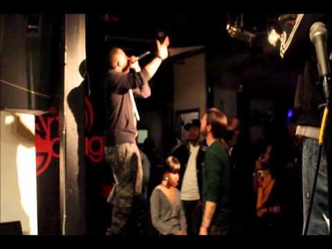 Hussul Performance @ The Arts Garage.wmv