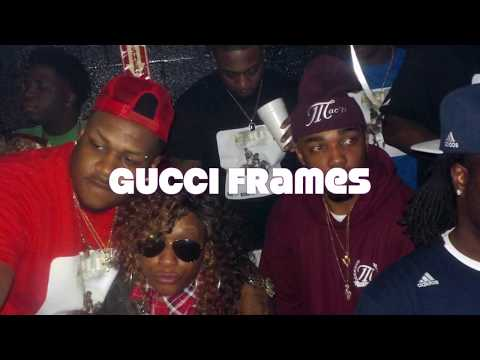 """GUCCI FRAMES""  nina supreme beat#11 #trap instrumental- #lilpump type beat"
