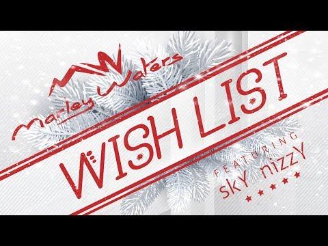 #ComingSoon @DJMarleyWaters 'Wishlist' #HolidaySong