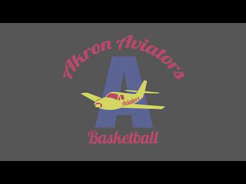 Akron Aviators vs Baltimore Hawks Commercial (Professional Basketball)