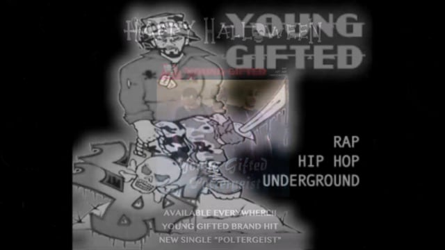 PROMO TRAILER...POLTERGEIST BY YOUNG GIFTED
