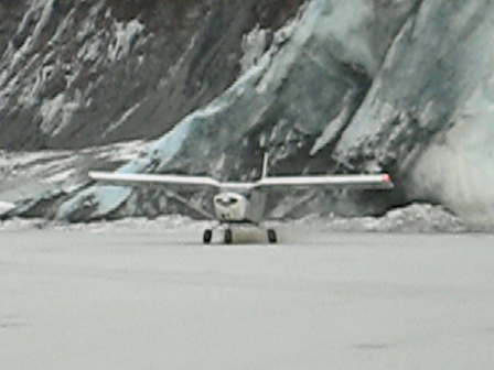 Take off in STOL CH 801