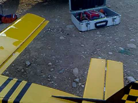 Scale STOL CH 750