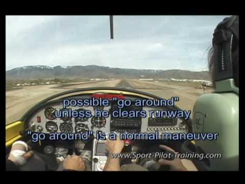 Flight Review in Zodiac Light-Sport Aircraft for Sport Pilot Training