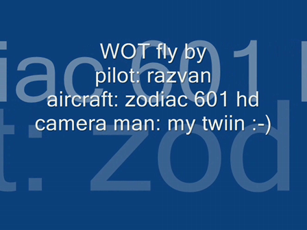 WOT fly by 20100402