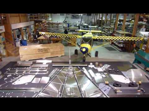 The Complete Kit: STOL CH 750