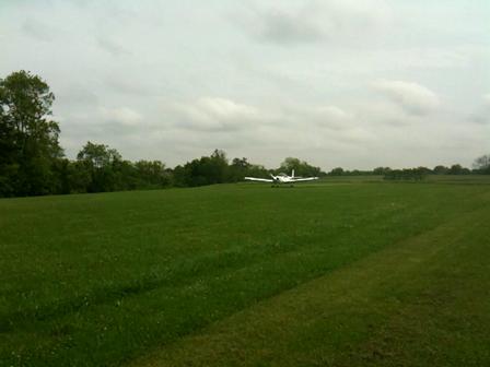 first flight after mods