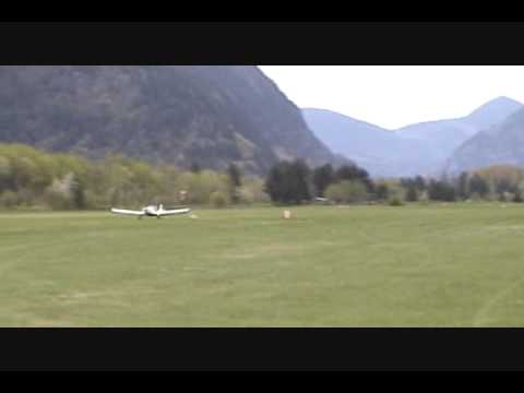 Flying the Zodiac 601 UL in Hope British Columbia