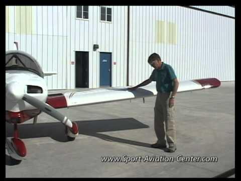 Pre Flight Walk-around: CH 650