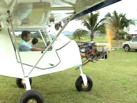 STOL CH 701 with the Jabiru 2200 powerplant