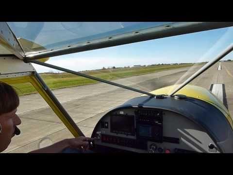 Slow flying in the Zenith STOL CH 750 light sport airplane