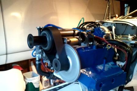 Geo/Suzuki 1.3 engine for STOL CH 701