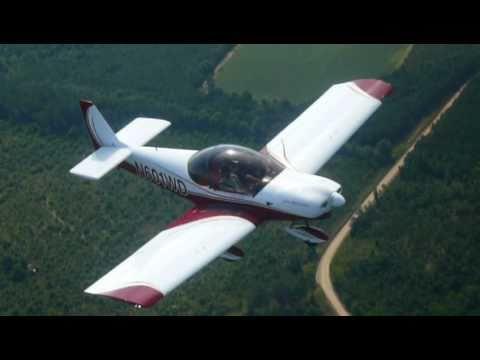 Flying the new CH 650 B light sport aircraft (SLSA)