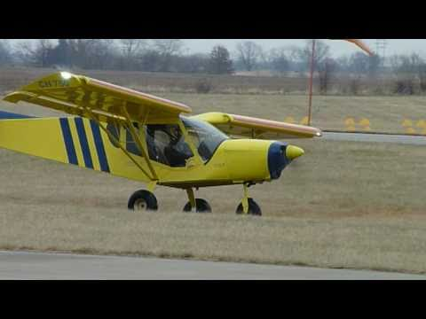 STOL CH 750: Testing New Tires, Part Two