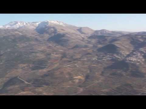 STOL Flying: Golan Heights