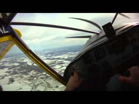 Flying in the CH 701