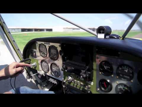 STOL Flying Demonstration