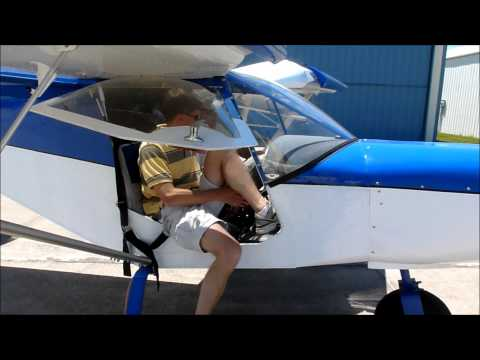 STOL CH 701 with dual control sticks