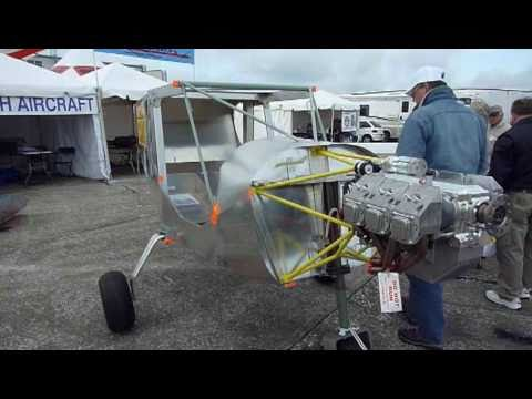 STOL CH 750 Quick Build Kit at Sebring LSA Expo