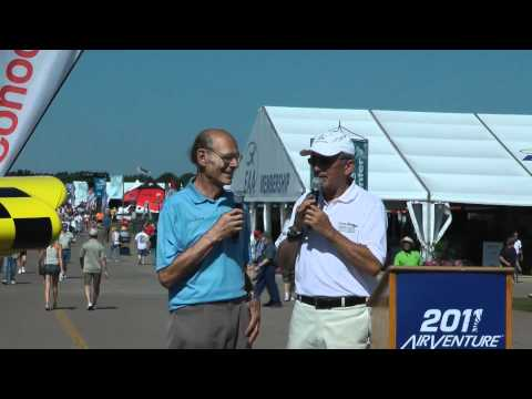 Chris Heintz Award Ceremony Oshkosh 2011