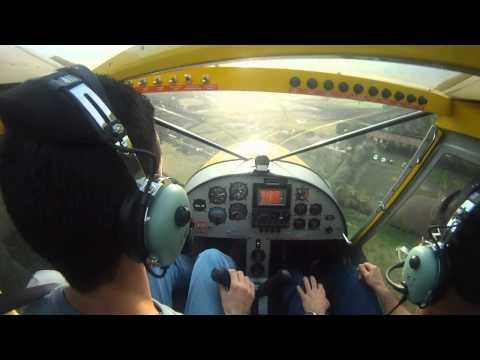Flying the Zenith CH 750 in Brazil