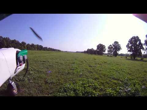 X-Country Flying in Louisiana with ZENAIR CH 701