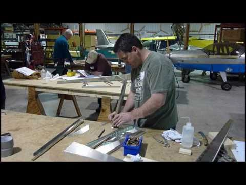 Zenith Factory Workshop: Hands-On Rudder Assembly