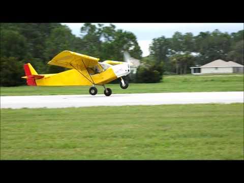 Viking CH-701 Short takeoff
