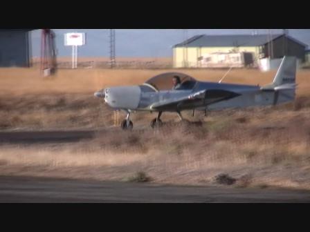 Second Flight Video