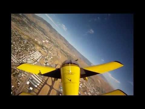 Sport Pilot Flight Instruction over WWll bomber training area @ Silver Springs NV