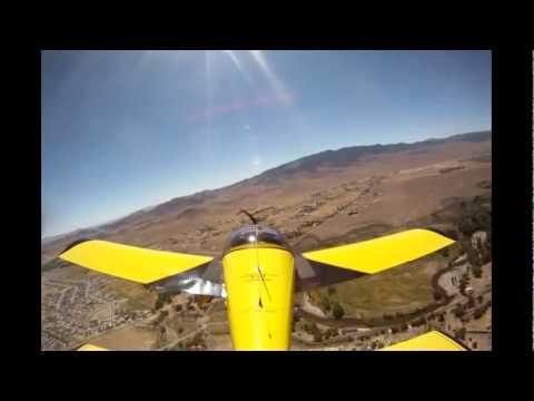 Flight Instruction-Reno Air Races