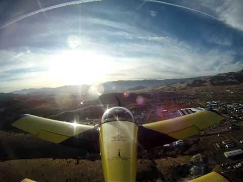 Sebastien Heintz Skilled Flying