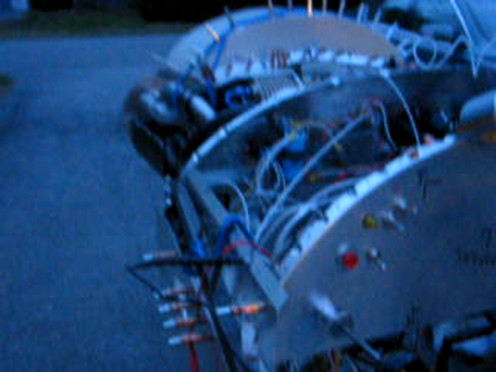 Corvair engine on the Zodiac CH 601 XL