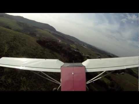 CH750 Slow Flight