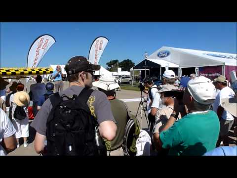 "Zeniths to Oshkosh: ""Chris Heintz Day"" at EAA AirVenture 2011"