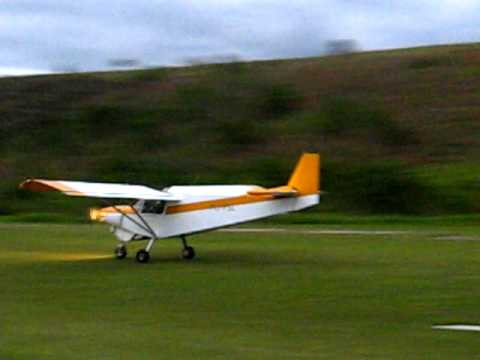 STOL CH 701 with EA-81 Subaru power