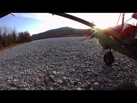 Zenith STOL Gravel Bar Landing and Take-Off