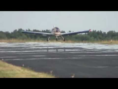 Zenith CH650 First Flight